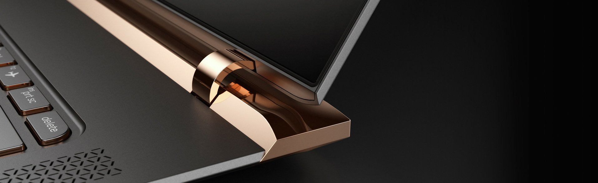 The HP Spectre is the World's Most Beautiful Laptop - TechieReader
